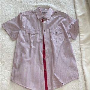 Men's Express Short Sleeve Shirt - Medium